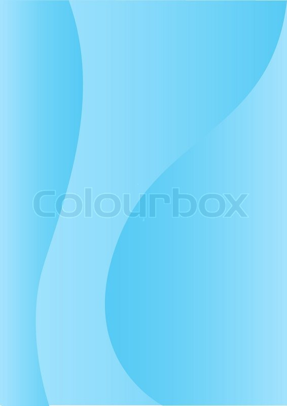 Simple abstract blue vertical background for design
