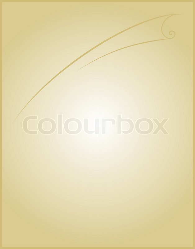 Old blank paper script Paper background Stock Vector Colourbox