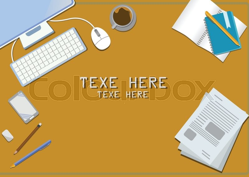 Background, blank, business, coffee, concept, design, diary, draw - diary design