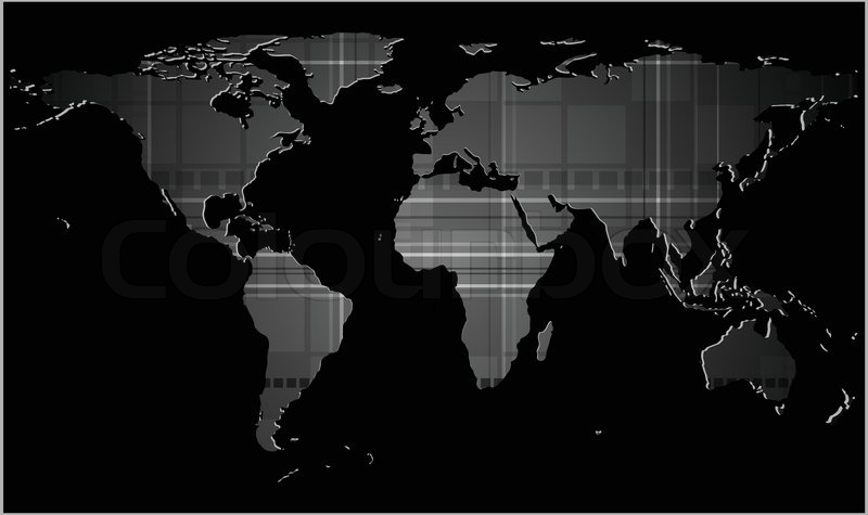 world map background - Minimfagency