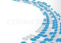 Vector abstract background clip-art | Stock Vector | Colourbox