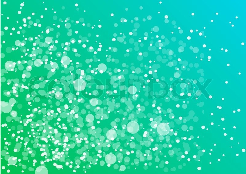 Green and blue gradient background Stock Vector Colourbox