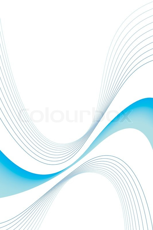 Movement Wallpaper Abstract 3d An Abstract Blue Swirls Design With Plenty Of Copyspace