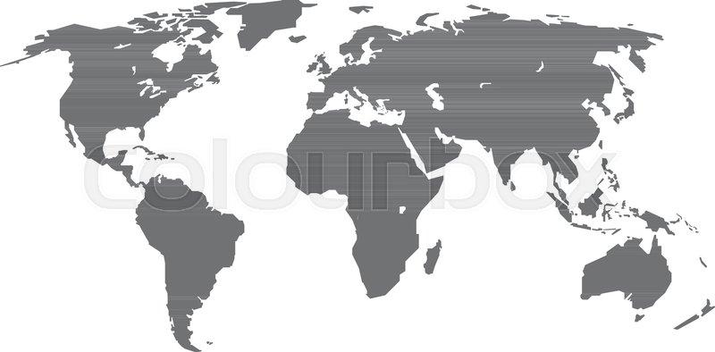 grey and white world map - Bire1andwap