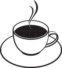 A cup of coffee vector illustration Isolated on white ...