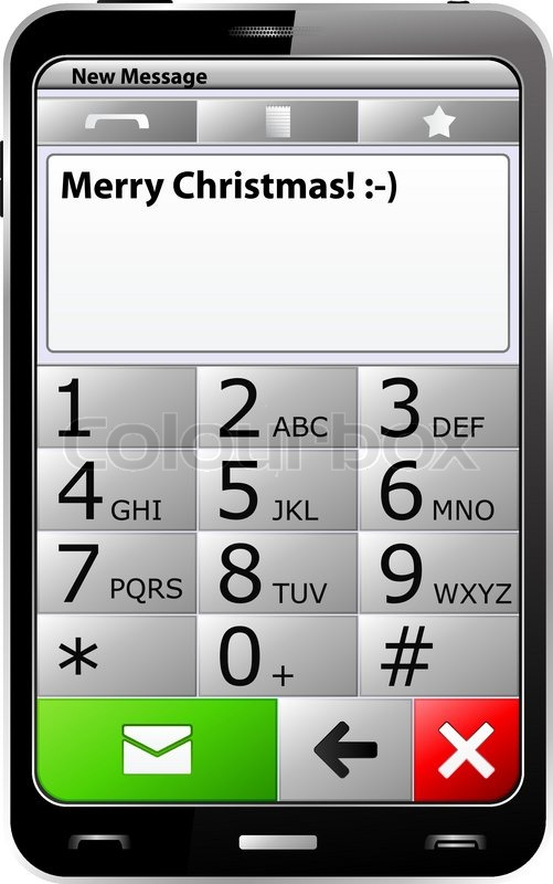 christmas text box