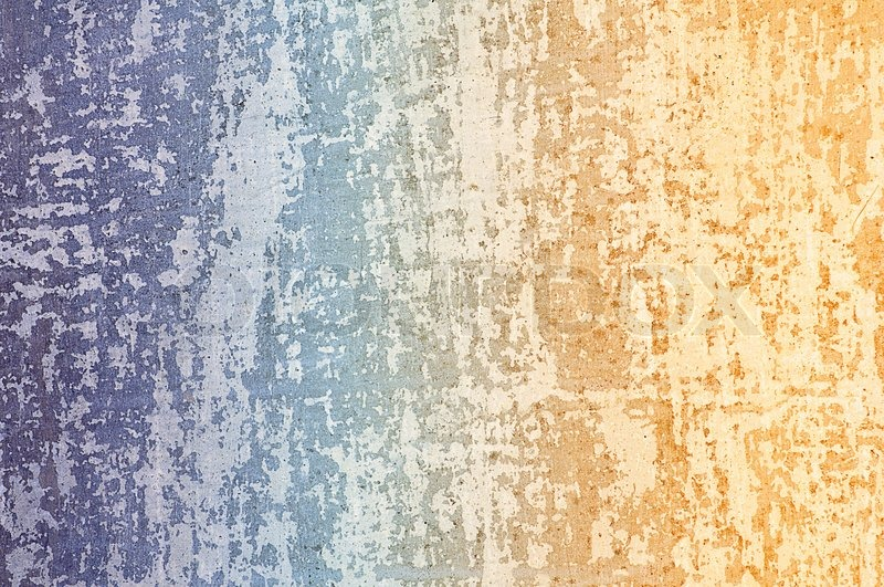 Fall Colored Background Wallpaper Abstract Grunge Background Texture Of Old Plaster Blue And
