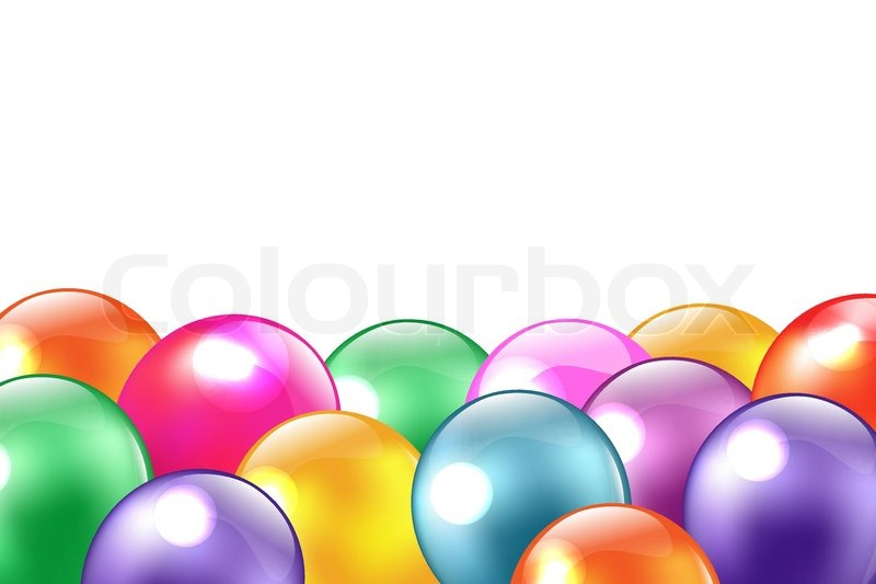 Mothers Day Hd Wallpaper Balloon Border Stock Vector Colourbox