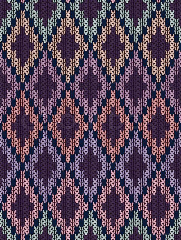 Fall Textures Wallpaper Knit Woolen Seamless Jacquard Ornament Texture Fabric