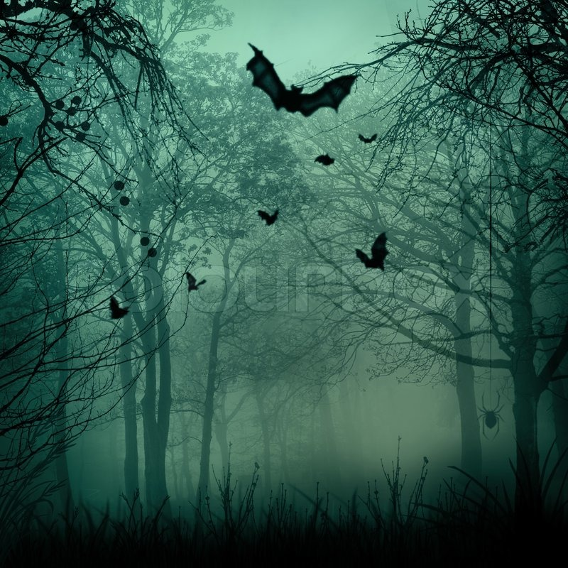 Abstract Halloween backgrounds with Stock Photo Colourbox