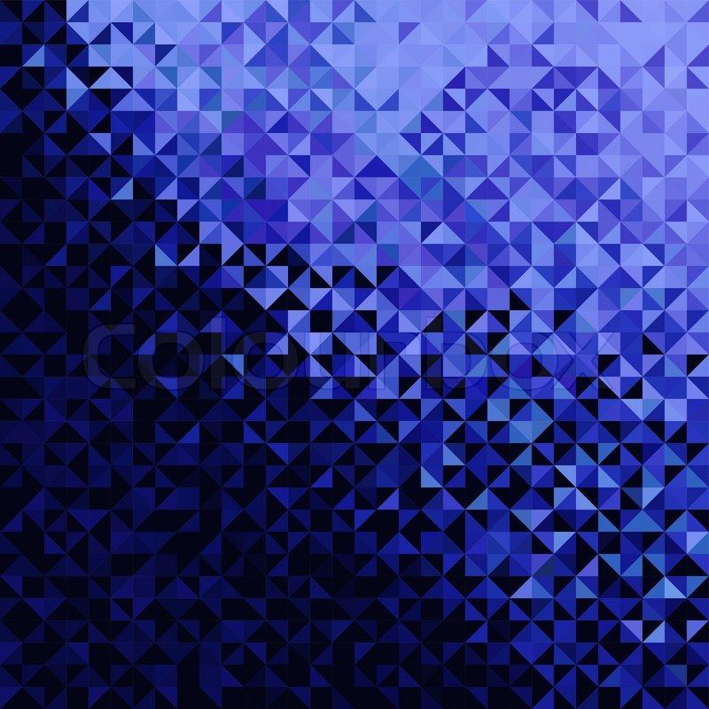 blue black backround