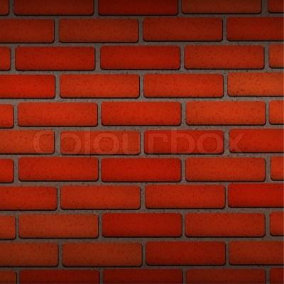Brick texture wallpaper | Stock Photo | Colourbox