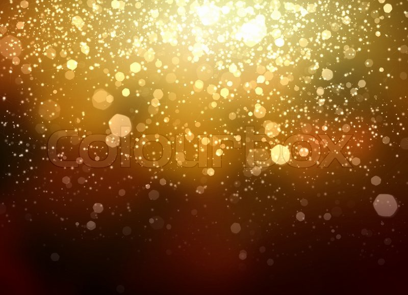 Fire Wallpaper Hd Gold Abstract Light Background Stock Photo Colourbox