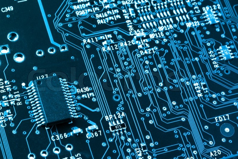 computer circuit board close up picture photograph photos