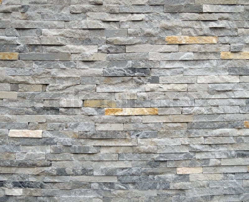 Stone wall texture background Stock Photo Colourbox