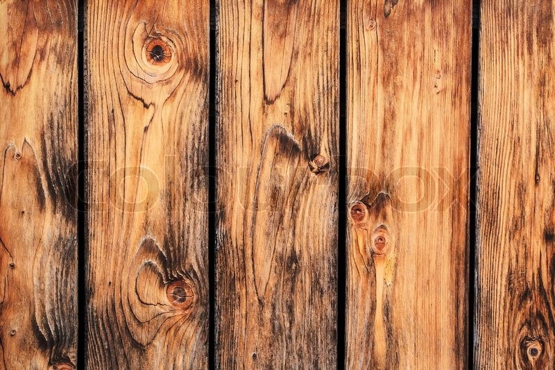 Black Wood Grain Wallpaper Old Rustic Pine Wood Fence Detail Stock Photo Colourbox
