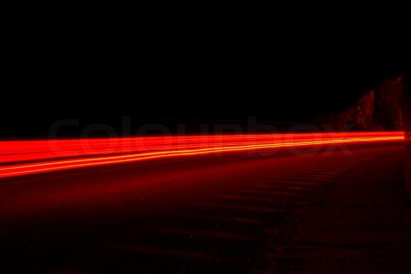 Car Lights Night Wallpaper Car Light Trails Art Image Long Exposure Photo Taken In