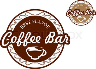 Cute Coffee Mug Wallpaper Coffee Bar Signs With Text Quot Best Flavor Coffee Bar Quot In