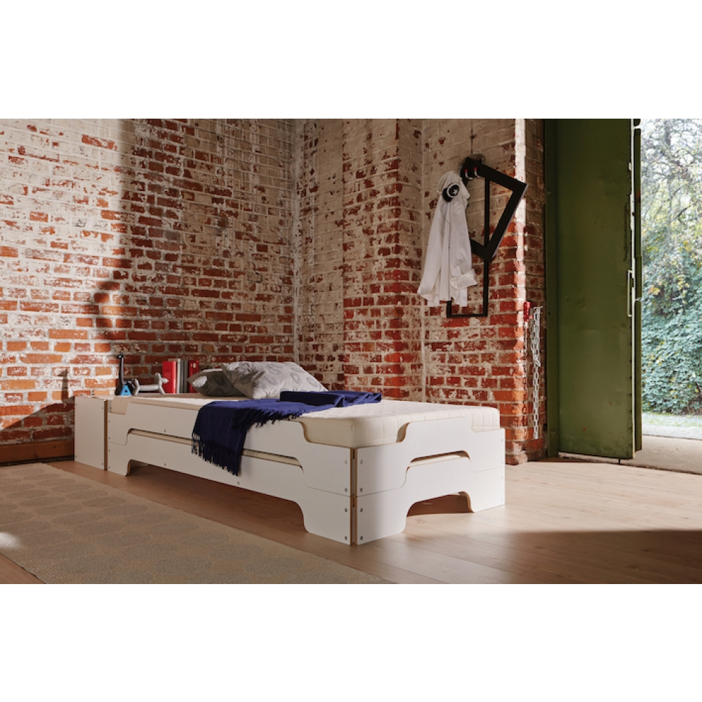 Müller Möbel Rolf Heide Stacking Bed Oak Nunido