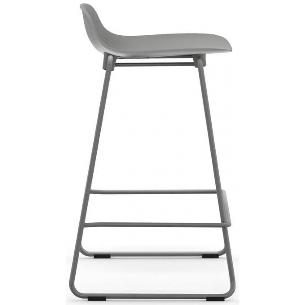 Tabourets Bar Empilables Normann Copenhagen Form Tabouret De Bar Empilable Nunido
