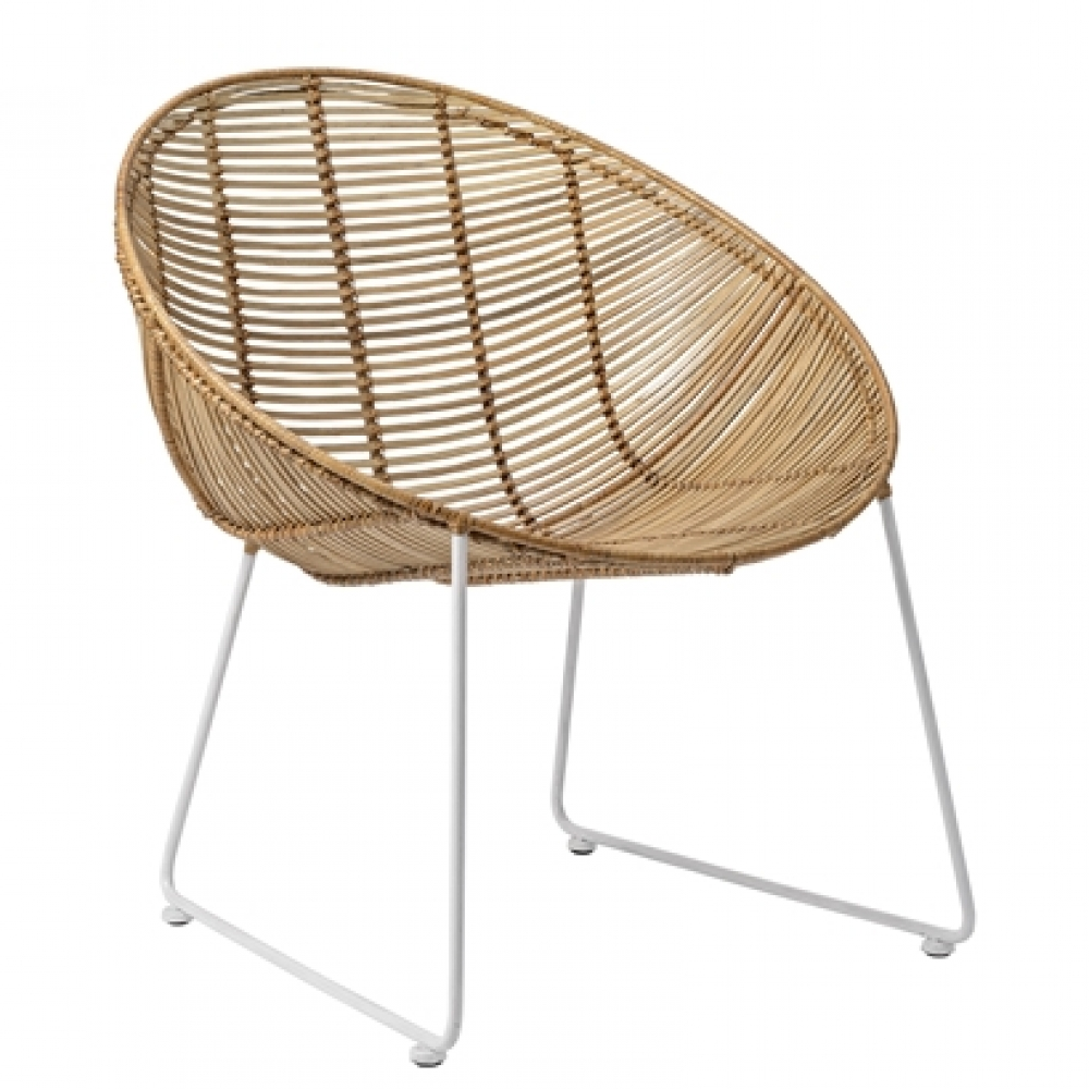 Lounge Stuhl Bloomingville Volga Lounge Chair Lounge Stuhl