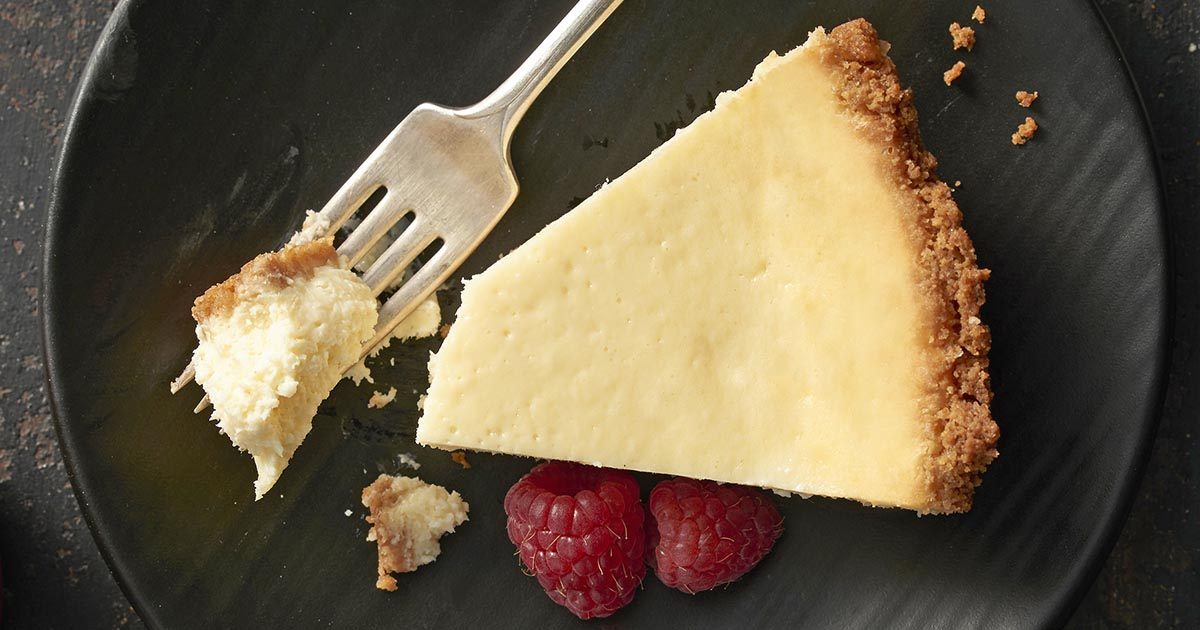 Easy Cheesecake Recipe King Arthur Flour