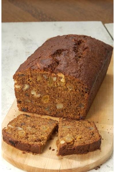 Whole Wheat Zucchini-Nut Bread Recipe | King Arthur Flour