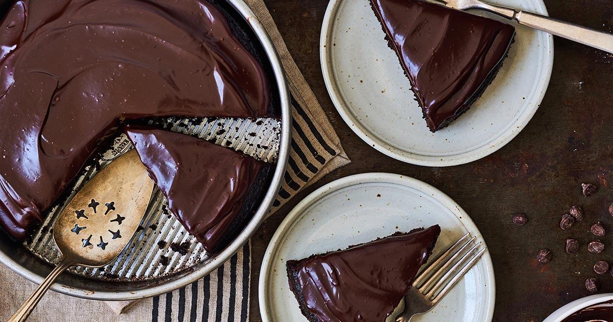 King Arthur Flour39s Original Cake Pan Cake Recipe King