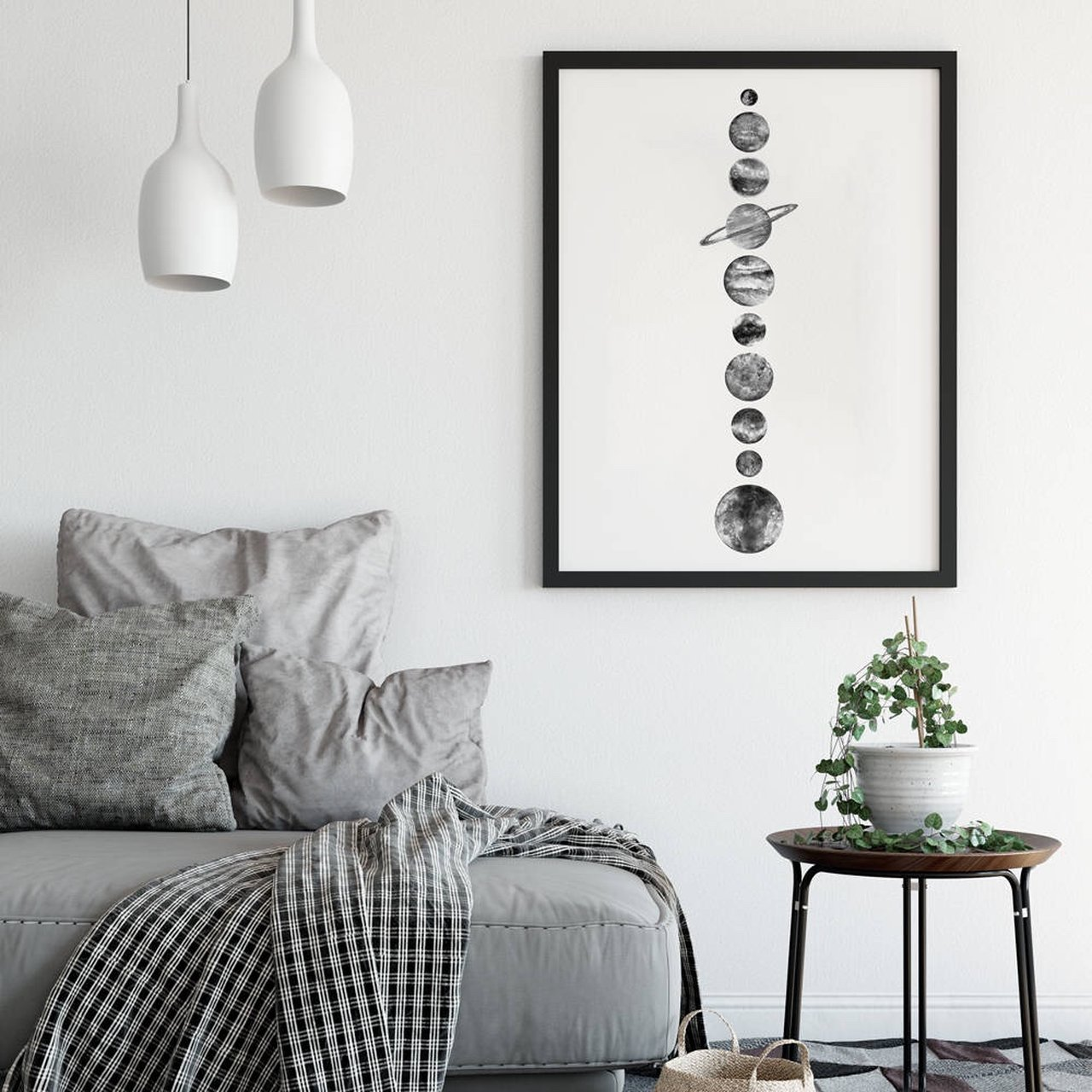 Black And White Artwork For Bedroom Listed On Depop By Disneyprint