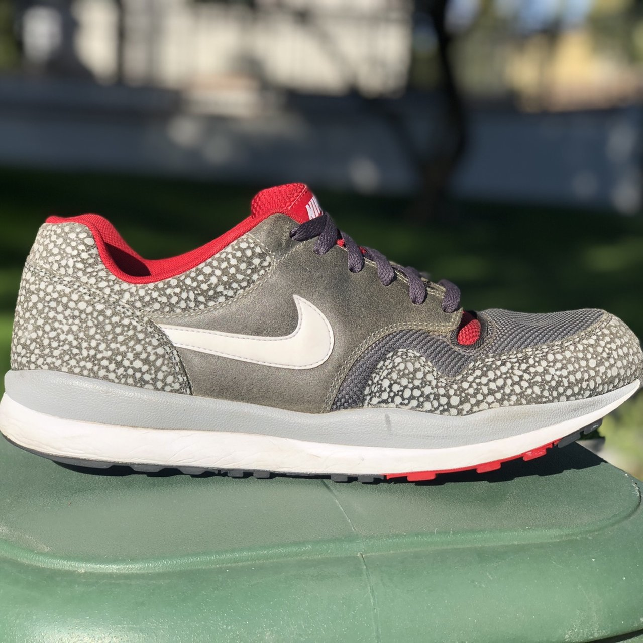 Nike Running Trainer Listed On Depop By Certafyd