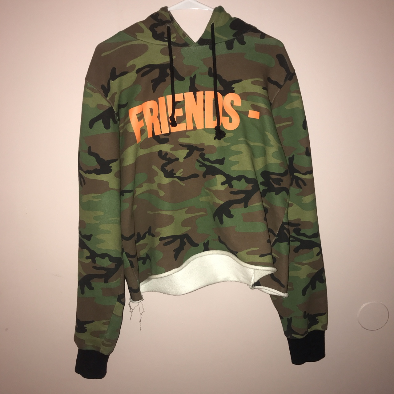 Camo Hoodie Friends Friends Vlone Camo Hoodie I Bought This Piece Off Depop