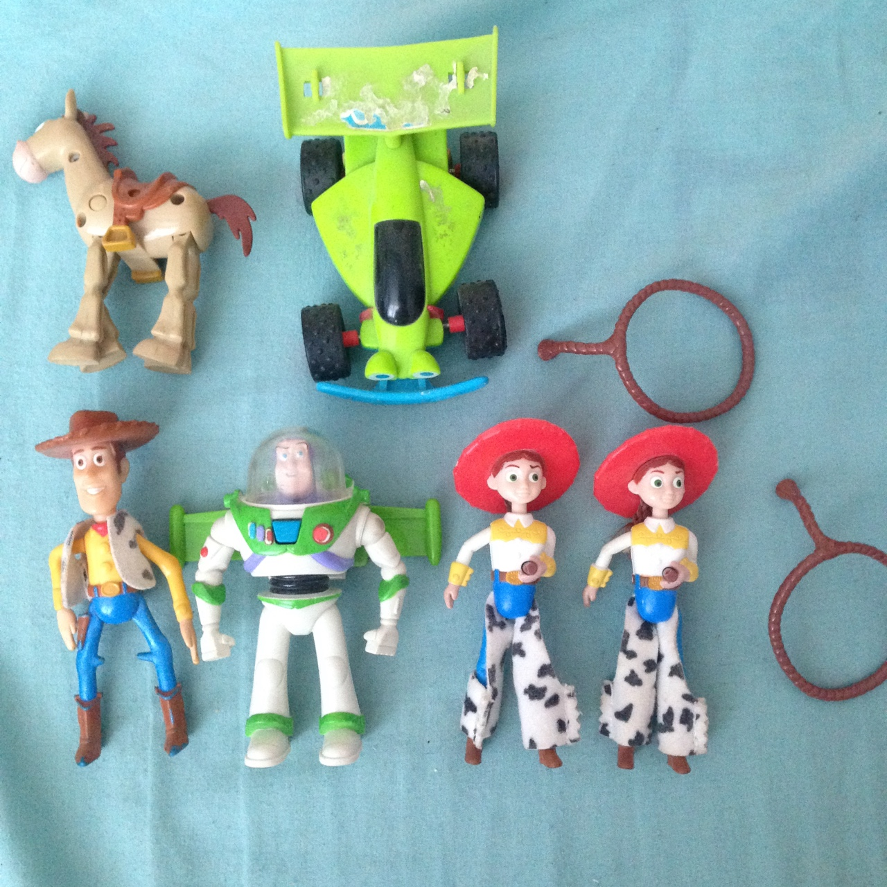 Toy Story Toys Vintage Part 1 Of 2 Vintage Toy Story Mcdonalds Toys These Depop