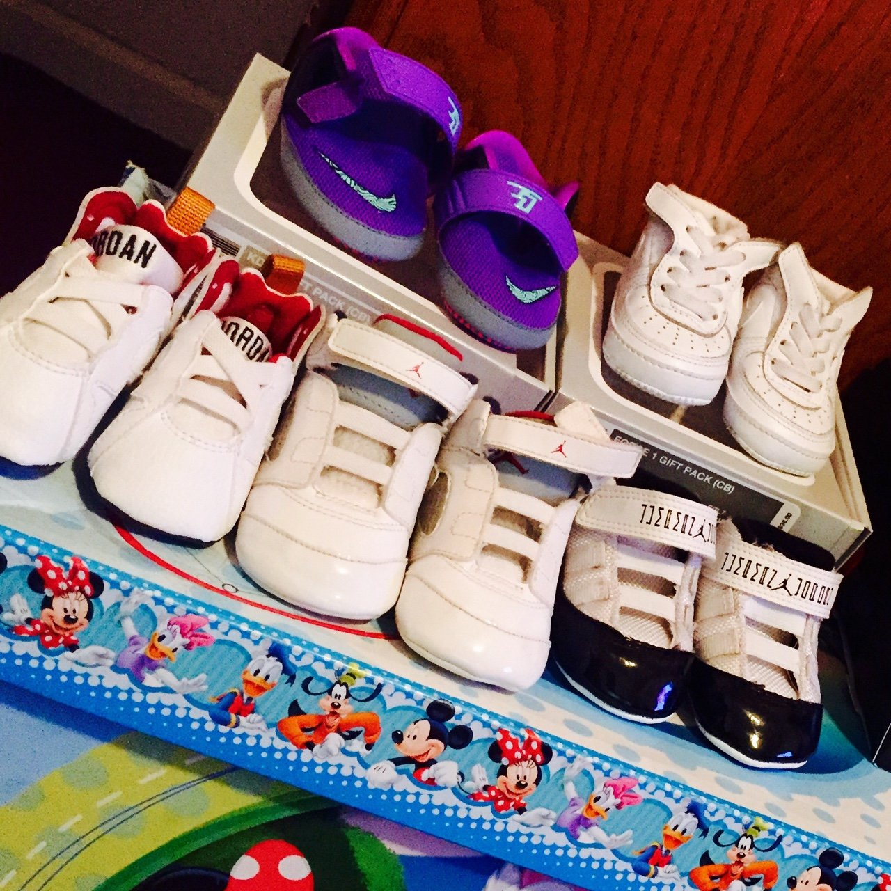 Infant Sneakers Listed On Depop By Krsimps7