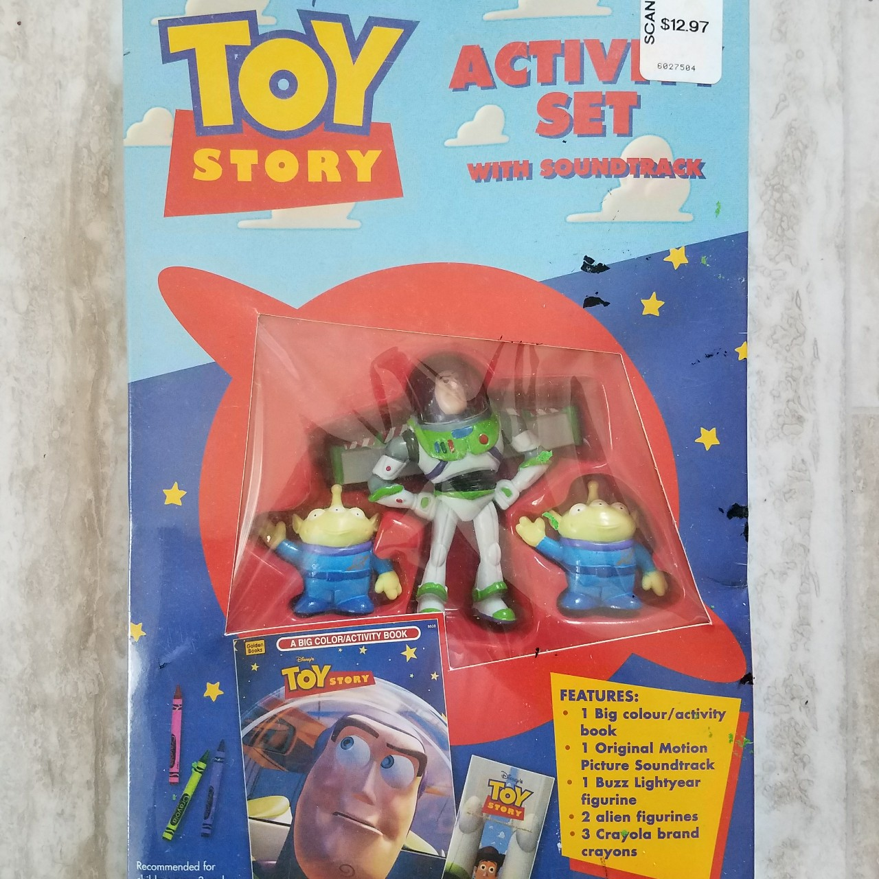 Toy Story Toys Vintage Vintage Toy Story Toys Collectables Bulk Price Depop