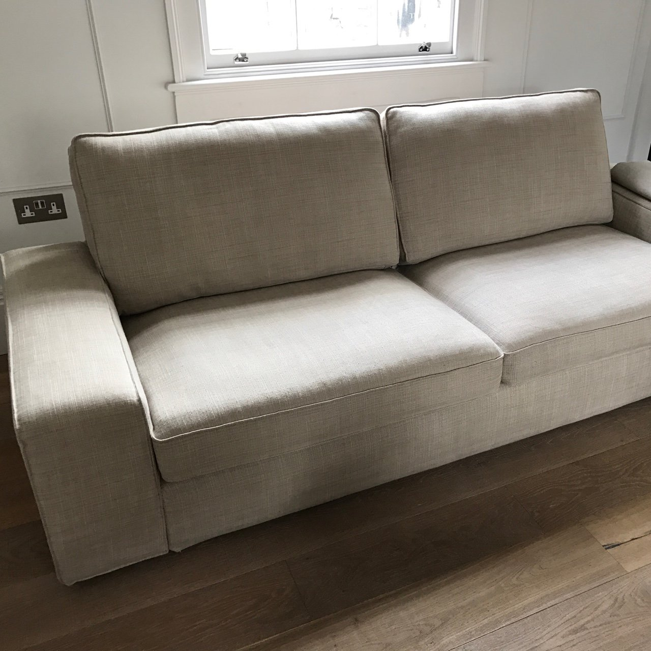 Ikea Kivik Sofa Listed On Depop By Edouarddm