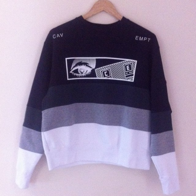 14 Cav Empt Fade Sweat In Small Reasonable Offers Only - Cav Empt