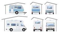 Garagen & Carports fr Wohnmobile  Beratung & Angebote ...