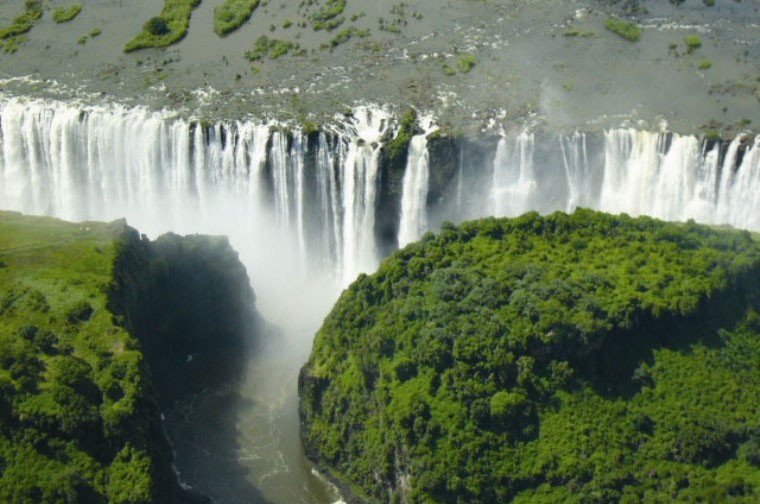 Victoria Falls Sunset Wallpaper Victoria Falls To Cape Town Overland Camping Safari Package
