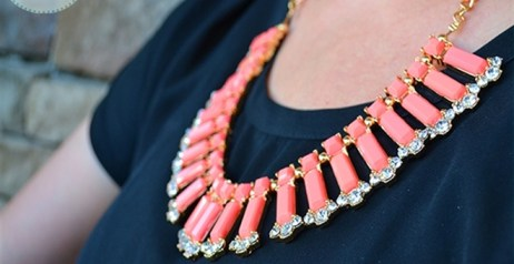 J.Crew Inspired Tribal Necklace