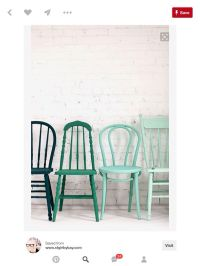 Two kitchen table chairs (DIY) (Furniture) in Kent, WA ...