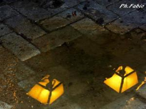 lanterne fari strada