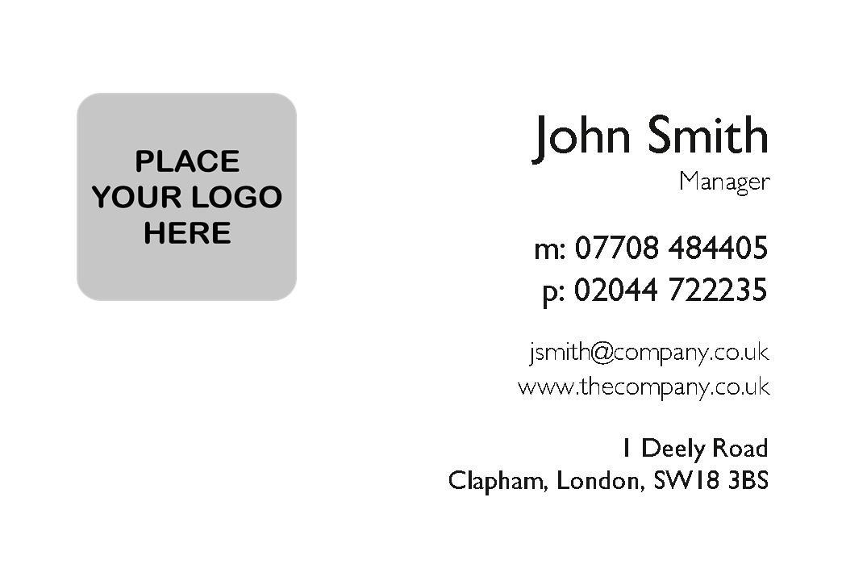 Free Business Cards Templates instantprintuk