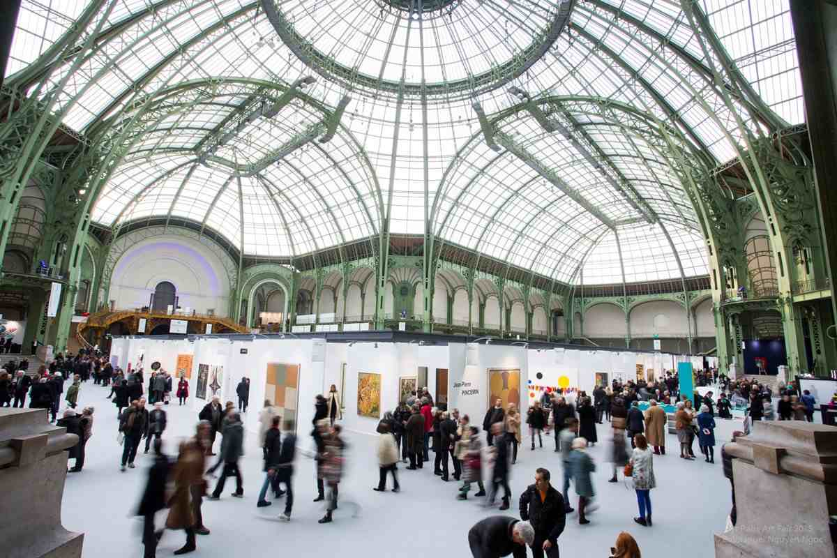 Art Paris Art Paris Art Fair 2016 143 Galleries Celebrating Art At