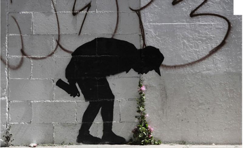 Biography Of Banksy Widewalls