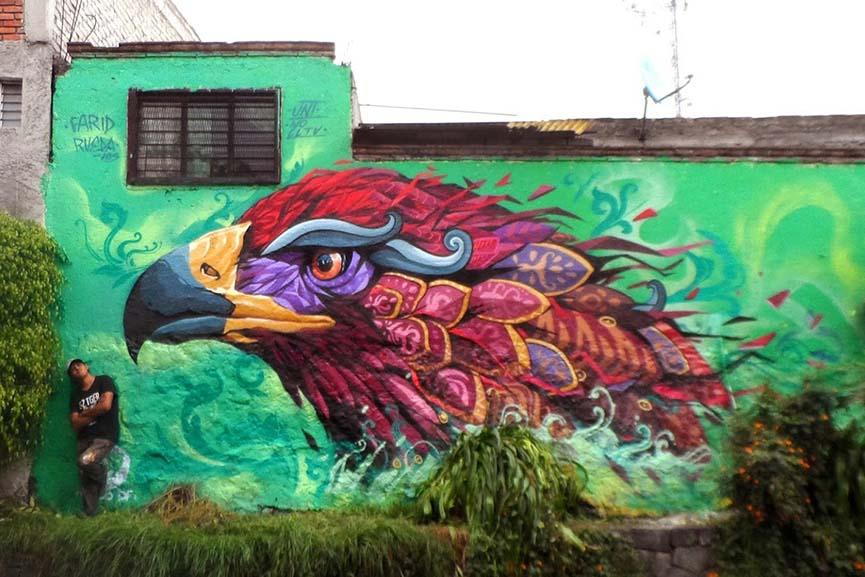 Top 100 Murals of Our Time \u2013 Street Update #100 Widewalls