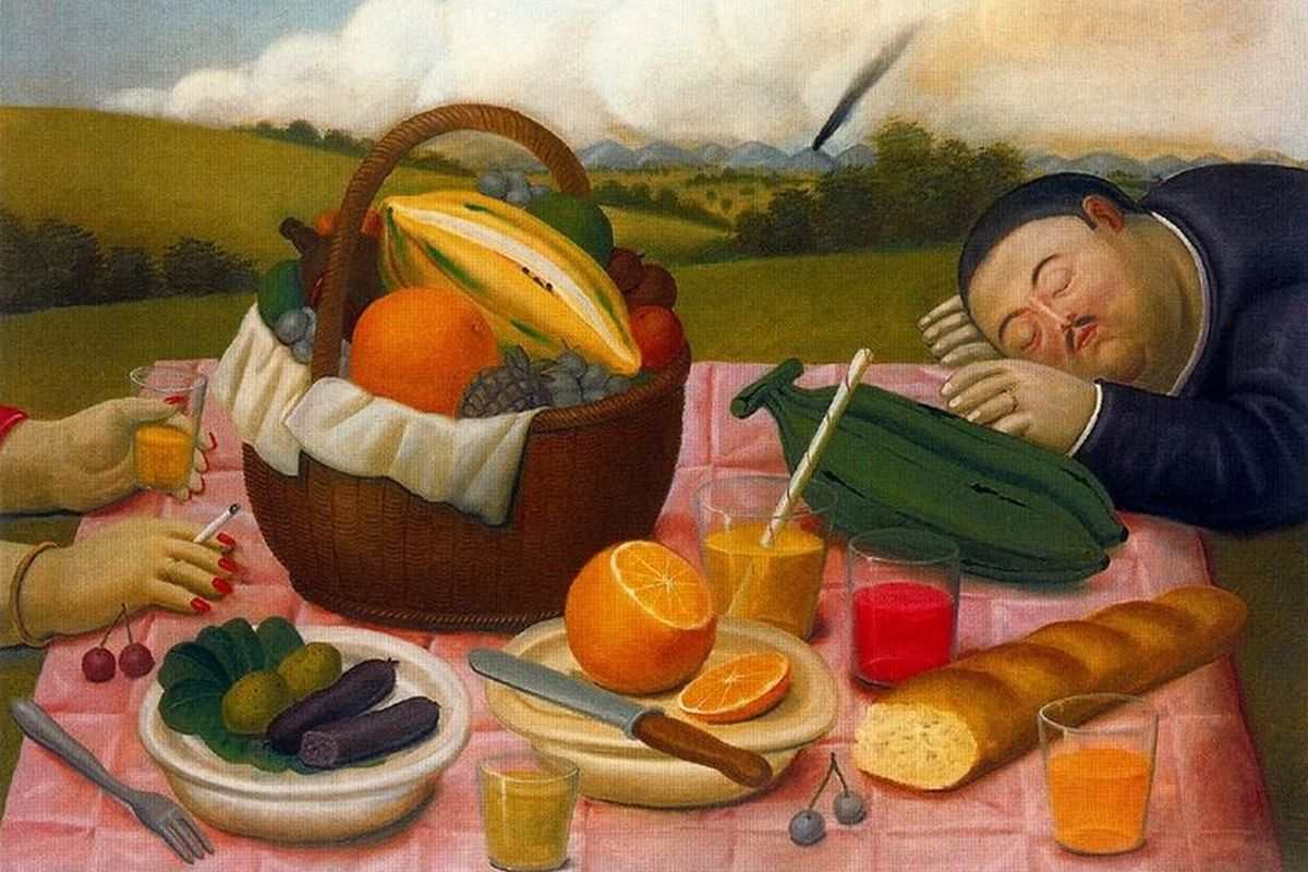 Pinturas Botero Mujeres Most Memorable Fernando Botero Paintings Widewalls