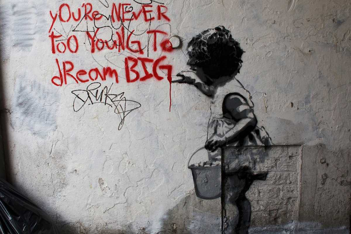 10 intriguing quotes by street artists like soul pablo