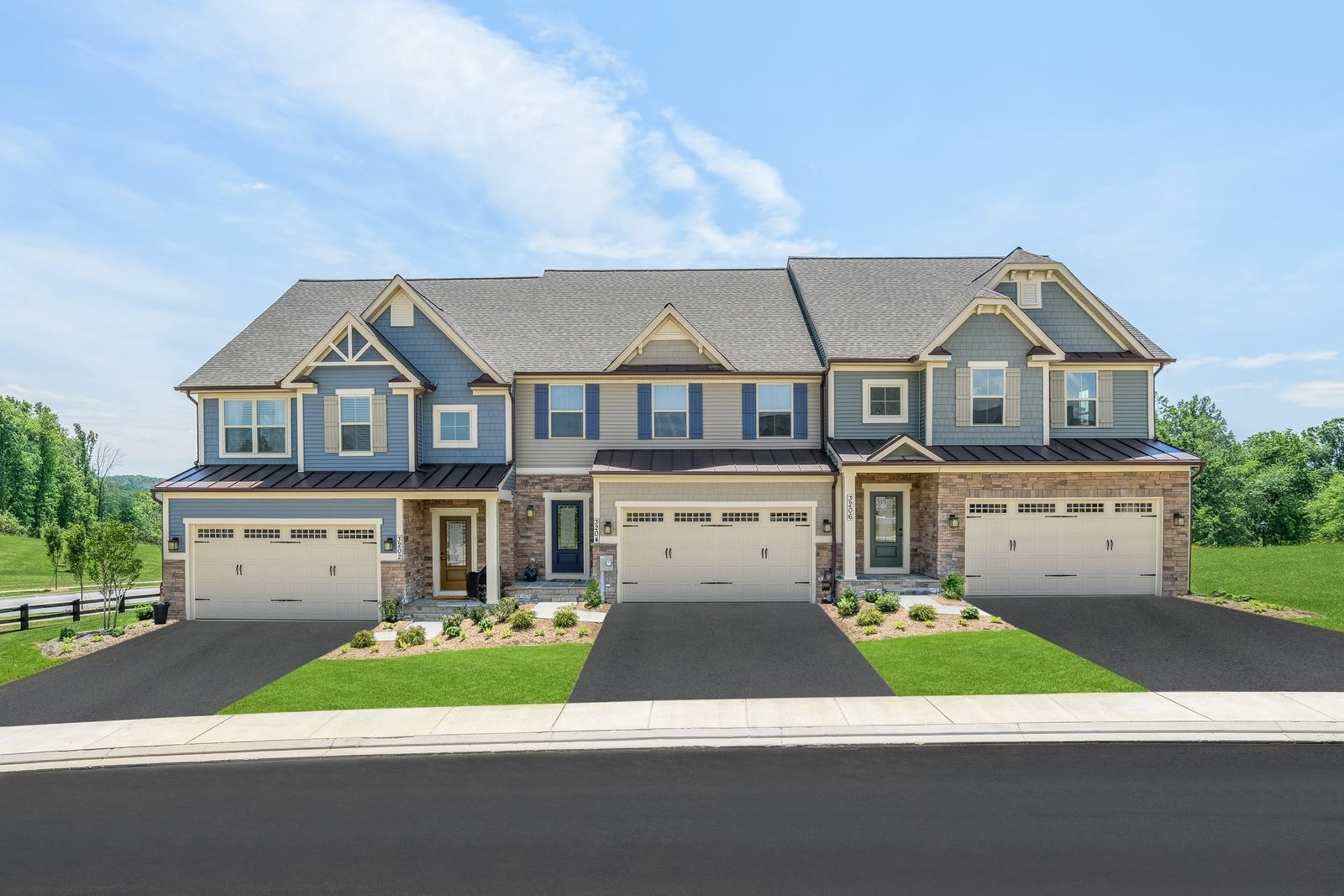 Harrington Terrace Villas In Frederick Md Prices Plans Availability