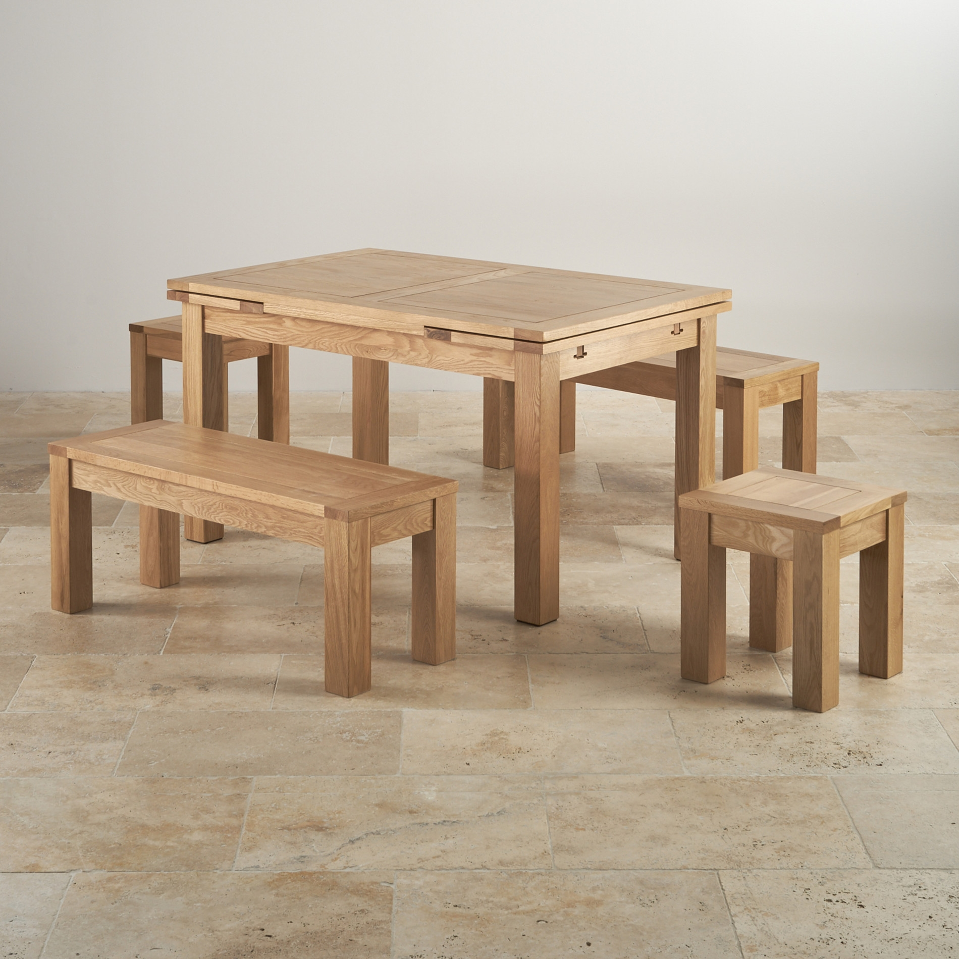 50 breathtaking picture of solid oak dining tables benches stools