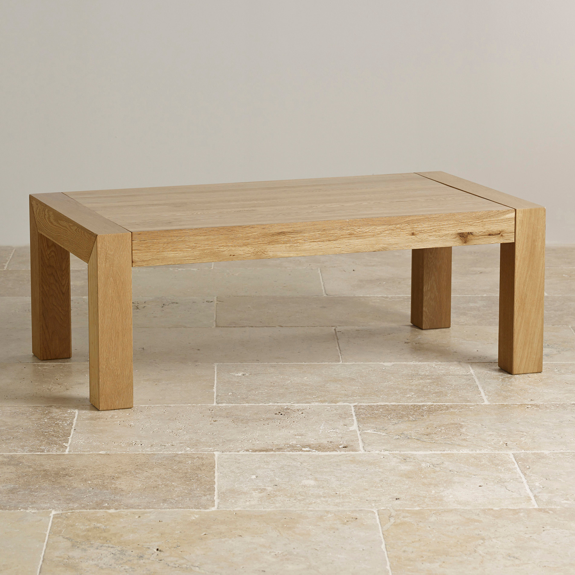 Eiche Couchtisch Fresco Natural Solid Oak Coffee Table By Oak Furniture Land